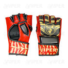 MMA UFC Cage fight  Grappling Gloves Fight Boxing Rex Leather New
