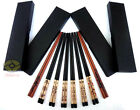 1/2/5/10 wood Pairs of Chopsticks & GiftBox Features engraved Chinese Style CS03