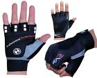 EVO Fitness Weightlifting Gym Gloves,Cycling Gloves Bodybuilding Gym Straps Gear