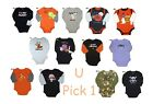 HALLOWEEN BODYSUIT ROMPER CREEPER TOP SHIRT BABY BOYS GIRLS UNISEX HOLIDAY 1st