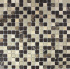 30x30 Atlantic Beige Mosaic Tiles (5 Sheets Or More)