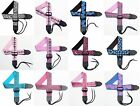 """Girls Guitar Straps 2"""" Cotton with designs by Legacystraps SPECIAL SALE"""