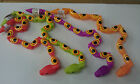 Jointed Plastic Snake~Joke~Toy~28cm~Retro Joke Shop Novelty
