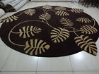 India Thick Hand Tufted Round Wool Carpet Area Rug Alfombras Teppich Hali RC EHS
