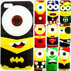 AWESOME SUPERHERO MINION CARTOON COMIC MOBILE CASE COVER FOR VARIOUS MODELS