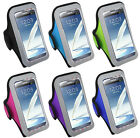 Sports Gym Running Jogging Workout Armband Case For Samsung Galaxy Note 2 II 3