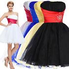 Homecoming Bridal Prom Gown Short Dress Short Night Club Evening Party Cocktail