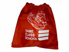**Pump Bags-Sturdy and Light Weight-shower proof-all school Colours**