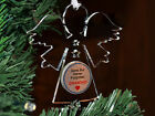 Personalised Angel Memorial In Memory Christmas Tree Decoration Ornament Boxed