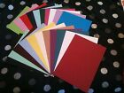 80 A5 SHEETS 240 GSM CARD STOCK FREE POSTAGE OVER 30 COLOURS (YOU CHOOSE COLOUR)