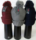 LADIES BOBBLE HAT WITH SEQUINS GL430