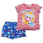 BNWT GIRLS SIZE 4 LICENSED LALALOOPSY 2PC PYJAMAS CHRISTMAS XMAS GIFT NEW