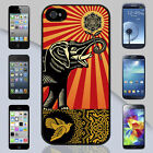 New Obey Elephant Art Apple iPhone & Samsung Galaxy Case Cover