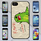 New Rawr I Love You Dinosaur Apple iPhone & Samsung Galaxy Case Cover