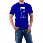 Half Pint / Full Pint. Dad's & kids Birthday T-Shirt. The Generic Logo Company