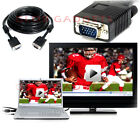 S-VGA PC LCD TFT Monitor Video Graphics Cable 1.5M 3M 5M10M 15M 20M HIGH QUALITY