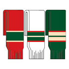 Minnesota Wild KNIT Hockey Socks    Kamazu SK200 Flexxice Made in CANADA