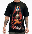 SULLEN ACUNA BADGE SKULL BLACK MENS TATTOO TEE SHIRT NEW TAGS S M L XL XXL