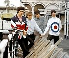SUPERB THE WHO #4 MODS POP ART CANVAS POSTER WALL ART PHOTO PRINT