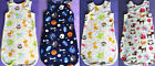 Soft warm BABY GIRL BOY SLEEPING BAG  Pink Blue GREEN Orange 3-12 MTHS NEW!