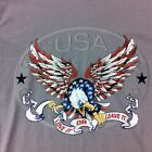 "Patriotic USA ""Love it or Leave it"" T-Shirt"