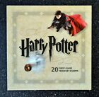 2013USA #4825-4844 Forever Harry Potter Souvenir Booklet of 20 Mint postage