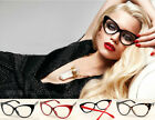 New Classic Cat Eye Glasses Retro Vintage Style Clear Lens Glass-Style^-^
