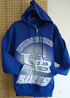 University at Buffalo UB Screen Print Zip Hoody Hoodie Size S, M  FREE SHIPPING