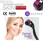 540 1080 Needles Microneedling Derma Skin Roller Anti Aging Scars Acne Therapy