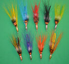 Flying C' Fly with Allie's Shrimp Head - Salmon, Sea Trout, Lure, Game Fishing