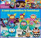 Furby FURBLINGS Boom 2014 Baby Creature Interactive Toy Dolls + Virtual Egg App