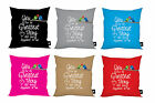 """YOU ARE THE GREATEST THING DESIGN IDEAL GIFT 18"""" CUSHION 6 COLOURS AVAILABLE"""