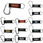 NFL Teams - Bottle Opener Carabiner Clip Keychain - Choose Your Team on eBay
