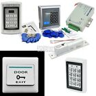 Door Entry Lock Keypad Access Control System ID Token Key/ Power Supply B5UT NEW