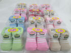0-3 Months Newborn Baby Boy Girl Infant Unisex Cold Winter Indoor Socks Shoes