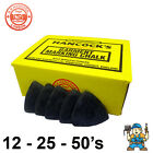 Hancocks Tailors Garment / Fabric Marking Chalk - Black - 12, 25, 50 Packs