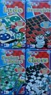 Magnetic Pocket Mini Travel Games Chess Ludo Draughts Snakes & Ladders Portable