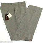 Relco Mens Stay Press Classic Tweed Trousers Sta Prest Retro Mod Skin Ska VTG