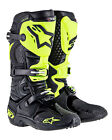 *Free Shipping* 2014 Alpinestars RV2 Tech 10 Boot Ryan Villopoto (Black / Green)