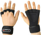 Weight Lifting Gym Body Building Training Fitness Yoga Long Wrist Wrap Gloves