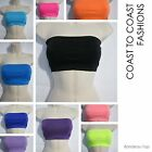 Tube Top Seamless Bandeau Strapless Bra  Bralette One Size Many Colors No Tags