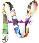 Lot Popular cartoon neck mobile Phone lanyard Keychain straps charms Gifts S62