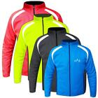 Winter Cycling Jacket Thermal Cycle Top Windproof Jacket Full Sleeves S to XXL