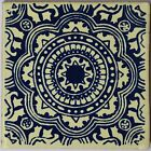 Mexican Tile Folk Art Handmade Talavera Backsplash Handpainted Mosaic # C330