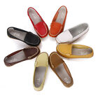 Women Leather Nurses Shoes Comfort Shoes Students Shoes Flats 8 Colors N332