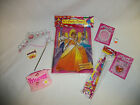 Girls Princess Party Bags Birthday Tiara 4 - 8  Item bag from 94p Not Pre Filled