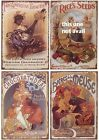 Antique Advertisments Tin Signs Plaques 34 x 24cm gift 4 designs avail