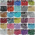 5mm 1000-10000 PCS sparkling Resin Rhinestone Flatback  14 Facets Crystal