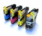 LC123 Full Set of 4 Compatible Ink Cartridges