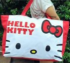 Kitty Head Canvas Diaper Shopping Travel Large Size Shoulder Baby Hand Bag USPS